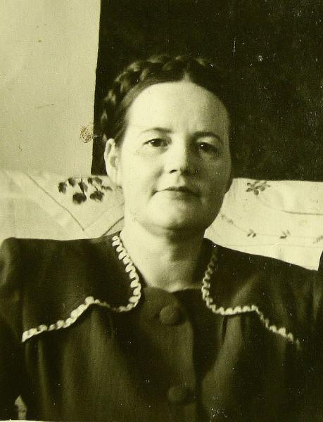 Егорова Мария Ивановна 1953 Горький