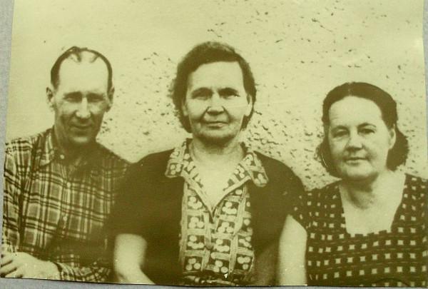 МИ Егорова и Юрсоны 1961