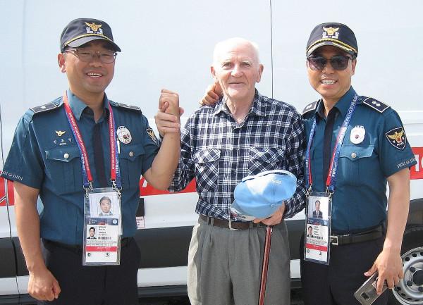 Егоров Геннадий с корейцами Казань