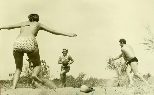 Пляжный гандбол 1969