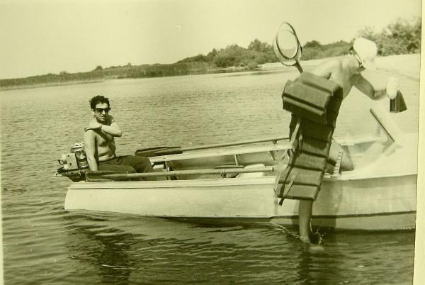 высадка на острове 1969
