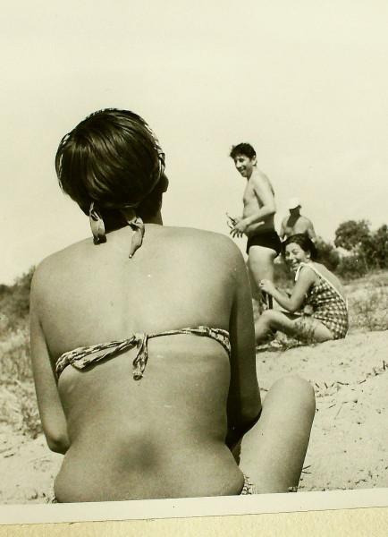 Пауза в гандболе 1969