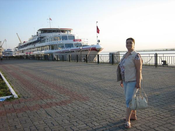 В порту Казани сент 2018