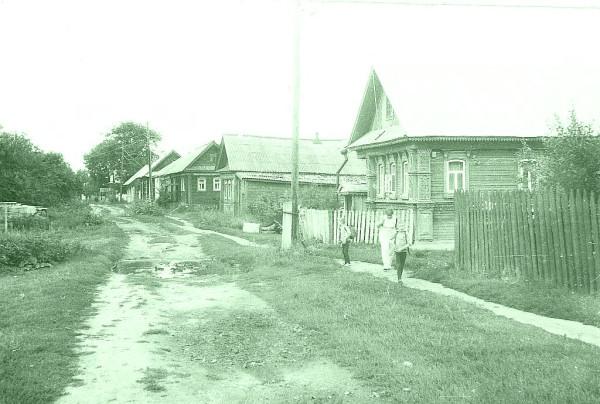 1990 мая - посёлок Железнодорожный