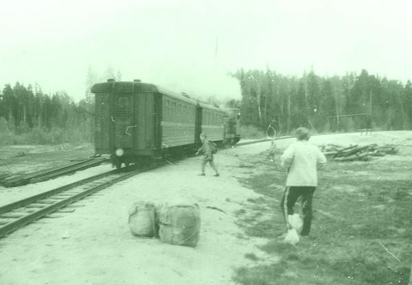 1991 май - Пассажирская - почтовый-