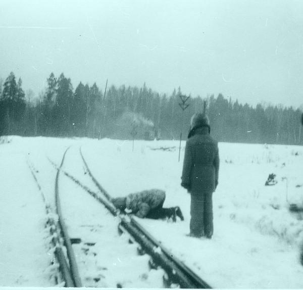 1991 январь - Пассажирскую прошёл ТУ4