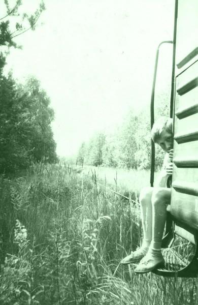 1992 июль Павел так ехал