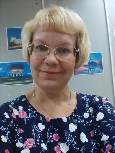 Чугунова Ирина Казань