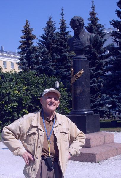 Егоров Геннадий Казань лето 2014