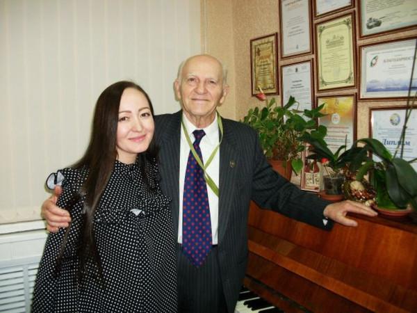 Фатхуллина Ильзия Егоров Геннадий 2018