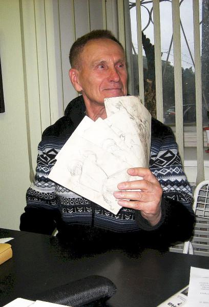 Хомутов Николай художник сент 2018