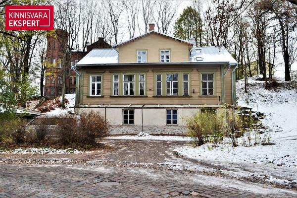 Тарту дом на улице Валликраави