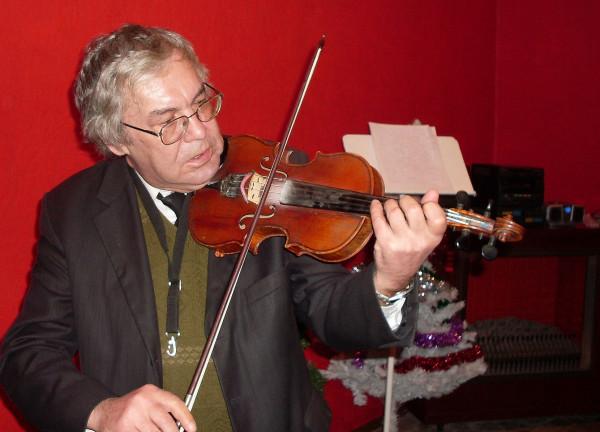 Скрипач Казань 2008