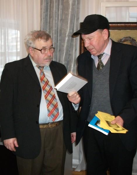 Книга в подарок Хапчику от Зарифа