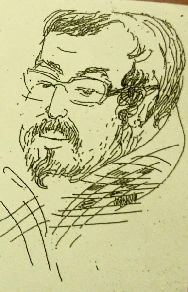 Хапчик Иосиф рисунок Светланы Уваровой