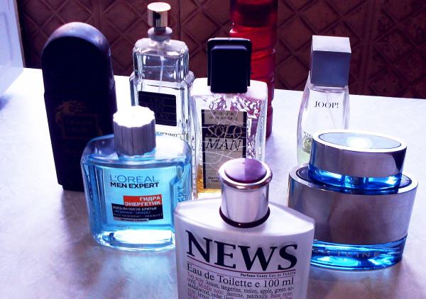 Домашний набор парфюмерии