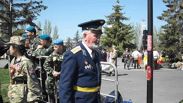 Ветеран воинской службы
