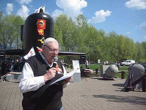 Владимир Поварницын 9 мая 2019