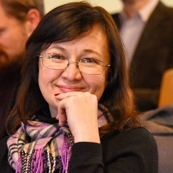 Гузель Иванова журналистка Латвия