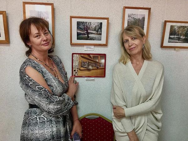 Равилова Римма и Краснова Ирина