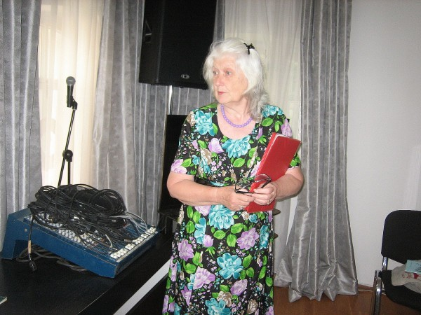 Наталия Королева июнь 2019