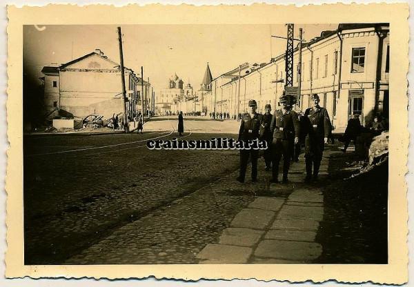 Немцы в Пскове 1941-1944 гг