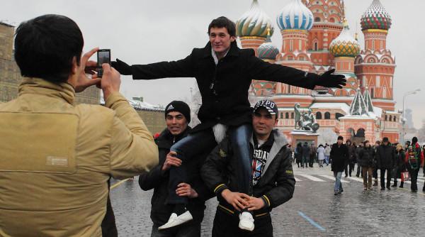Миграционный центр России в Узбекистане