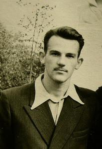 Геннадий Егоров 1956 год