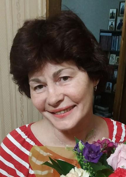 Ирина Егорова (Усова) 2019