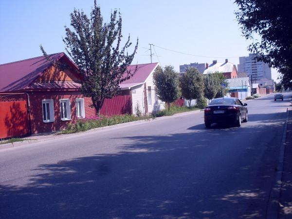 Казань ул Большая 2016