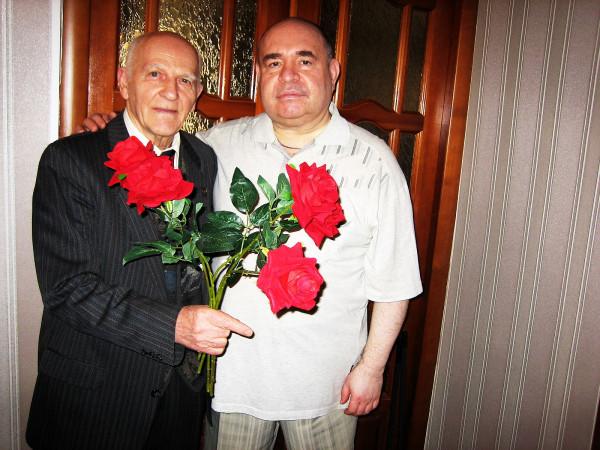 Игорь Дурманов Геннадий Егоров 2018 год
