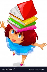 girl-with-books-vector-1134863