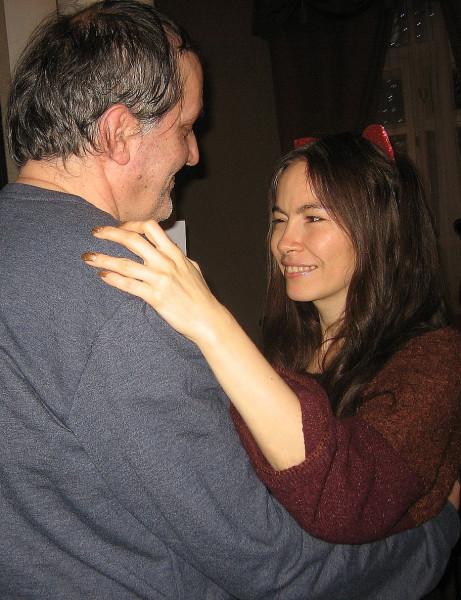 Юлия Юлиан и Филипп Пираев