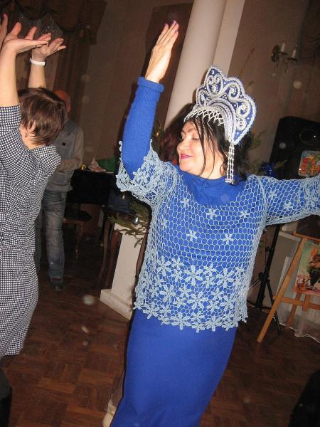 Черняева Елена в танце