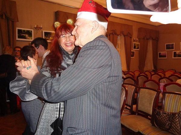 Егоров Геннадий с Ладой Аюдаг 25 декабря 2019