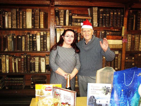 Эльмира Амерханова Геннадий Егоров дек 2019