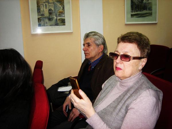 Светлана Грунис Натан Солодухо