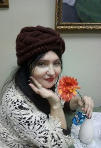 Елена Черняева Казань март 2020
