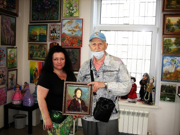 Самсонова Людмила Егоров Геннадий 27 мая 2020