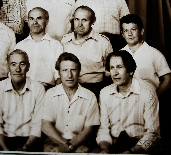 Курашин Николай Михайлович Нижний Новгород 1984