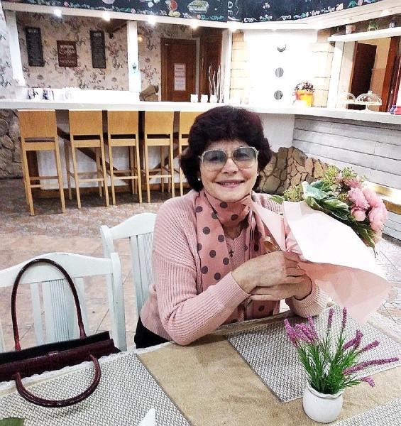 Ирина Егорова фото 2019 года
