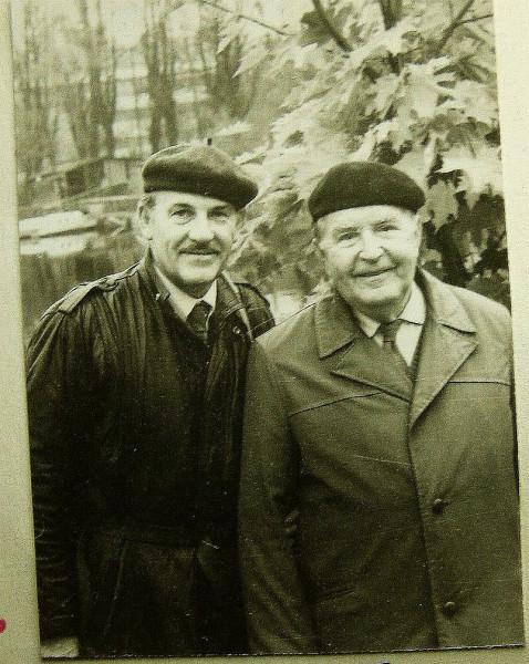 Егоров и Бломериус Тарту 15 окт 1991 года