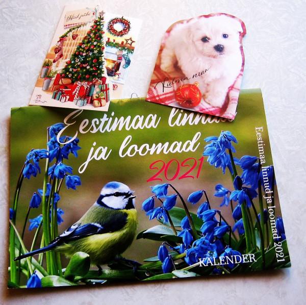 Эстонские календари 2