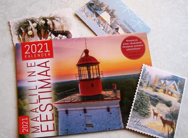 Эстонские календари 3