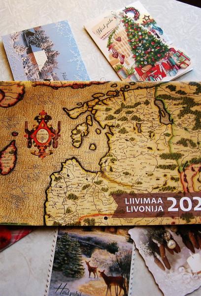 Эстонские календари 5