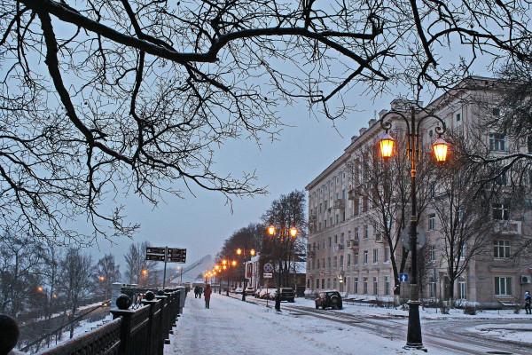 Н Новгород