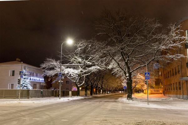 Тарту декабрь 2020
