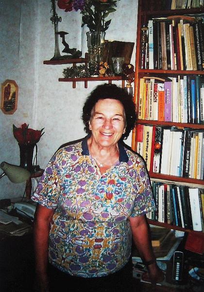 Малле Салупере дома Тарту 2007
