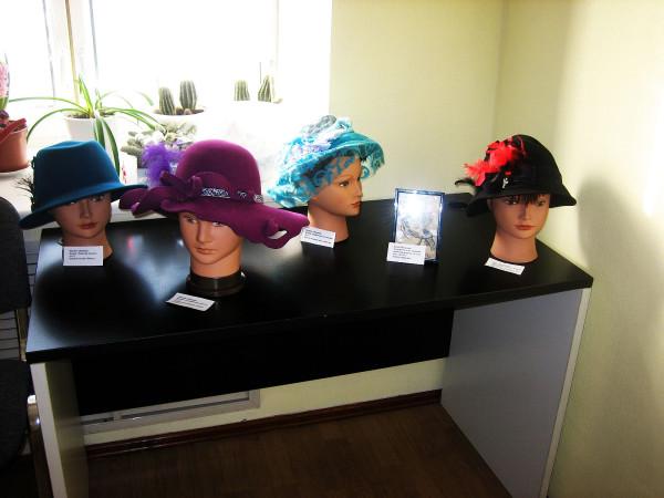 Коллекция шляпок