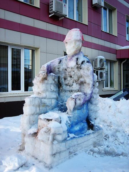 Снеговики 2